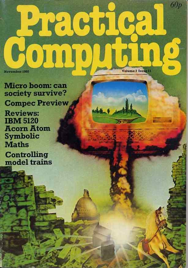 Practical Computing November 1980