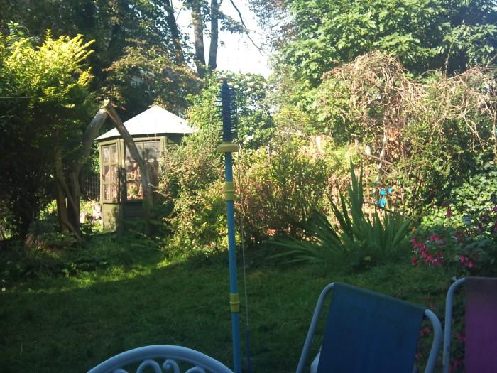 Garden, 1 October