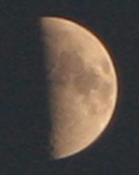 Moon, Spring 2012