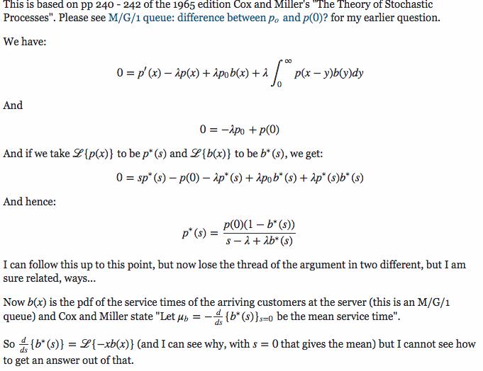Mathematicians: please help!